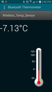 Bluetooth Thermometer screenshot 2