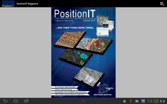 PositionIT Magazine poster