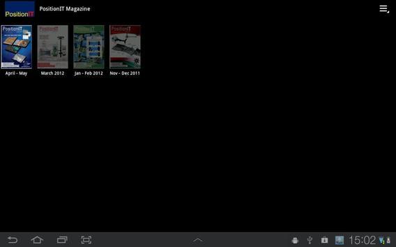 PositionIT Magazine apk screenshot
