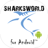 Sharksworld for Android icon