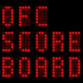 OFC Score Board icon