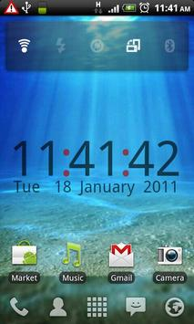 Clock-it Lite apk screenshot