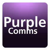 Purple Comms icon
