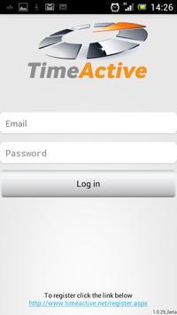TimeActive apk screenshot