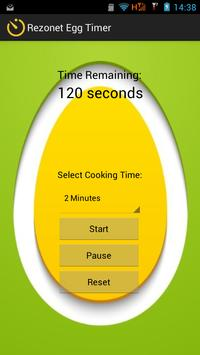 Rezonet Egg Timer screenshot 1