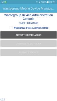 Wastegroup MDM screenshot 1