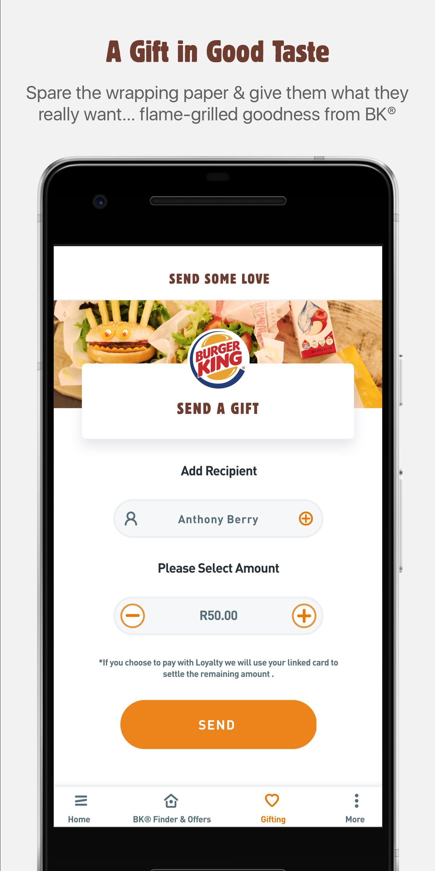 Burger King SA for Android - APK Download
