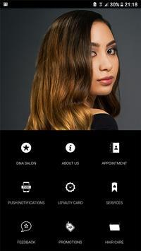 DNA salon poster