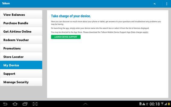 Telkom Mobile screenshot 12