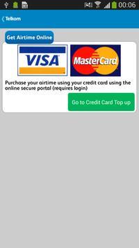 Telkom Mobile screenshot 2