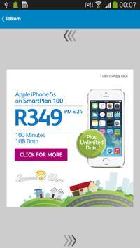 Telkom Mobile screenshot 4