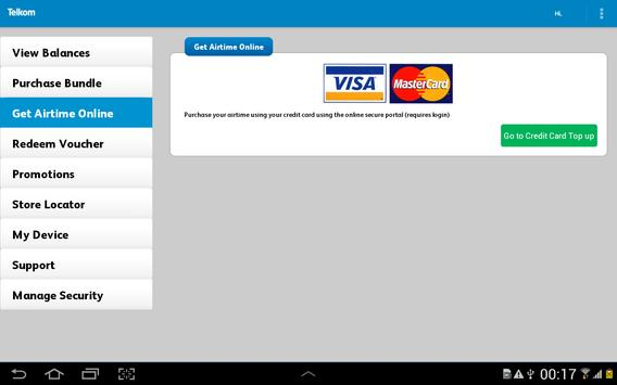 Telkom Mobile screenshot 9