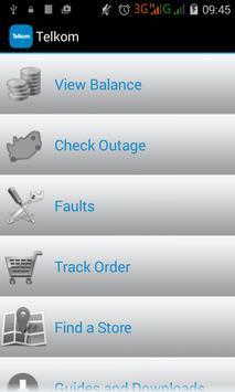 Telkom screenshot 1