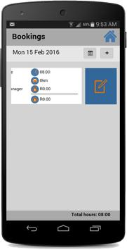 TimeWise: Wise Timesheet apk screenshot