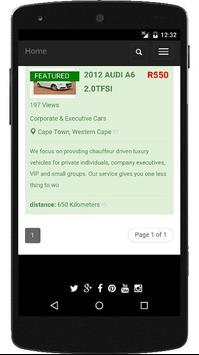 USE A CAR apk screenshot