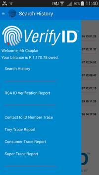 VerifyID Verification App screenshot 1