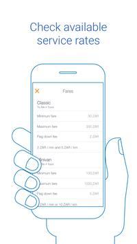 Try Me 4 Tours App & Shuttle. Book taxi transport screenshot 1