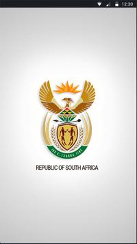 South African Government poster