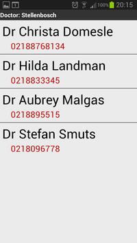 Emergency Numbers South Africa screenshot 4