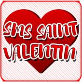 SMS Saint Valentin 2018 icon