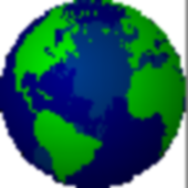 Simple GPS icon