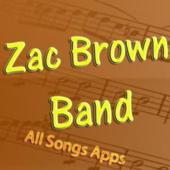 All Songs of Zac Brown Band icon