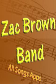 All Songs of Zac Brown Band poster
