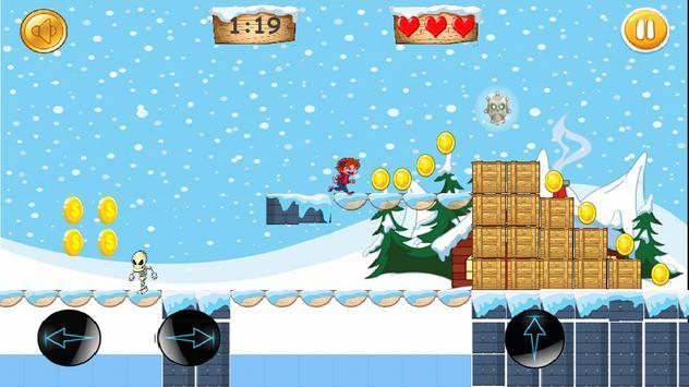 zak Run storm:adventure jump pirats rush kids free screenshot 1