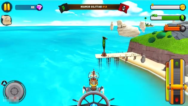 Zak Storm Super Pirate screenshot 2