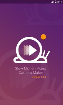 Slow Motion Video Camera Maker poster