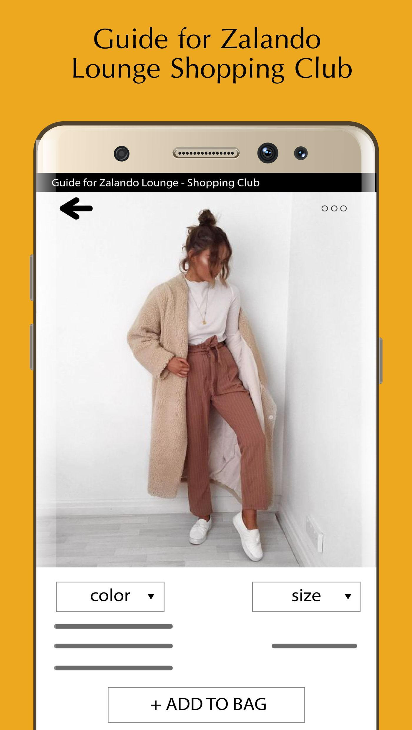 premium selection f2ec1 9ca03 Tips for Zalando Lounge Shopping for Android - APK Download