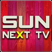 Sun NEXT TV : Free Movies,Sun Nxt tv Videos -guide icon