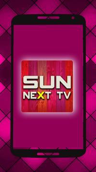 Sun NEXT TV : Free Movies,Sun Nxt tv Videos -guide apk screenshot