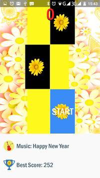 Magic Fleur Tiles Plus poster