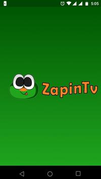 Zapin Tv Poster