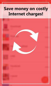 File Sharing apps Zapya Tips poster