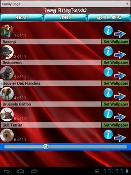 Dog Ringtones screenshot 1