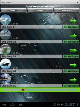 Sirens Horns & Alarm Ringtones apk screenshot