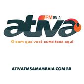 Ativa FM Samambaia icon