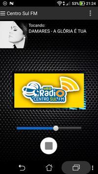 Centro Sul FM poster