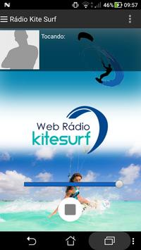 Rádio Kite Surf poster