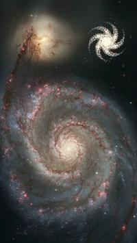 Universe Live Wallpaper apk screenshot