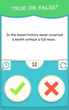 True or False? Trivia Quiz apk screenshot