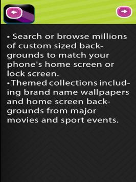 Guid Fr Zedge Free Ringtones Screenshot 18