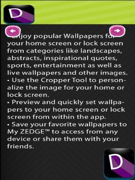 Guid For ZEDGE Ringtone And Wallpaper Apps Apk Screenshot