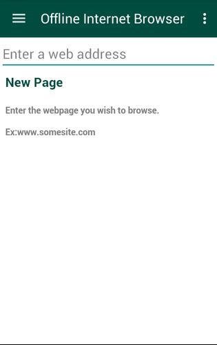 Offline Internet Browser For Android Apk Download