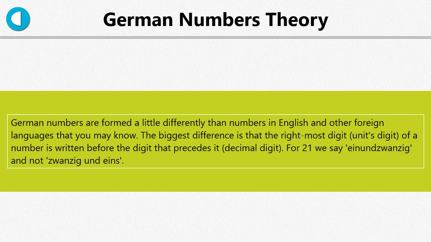 how to learn german language online