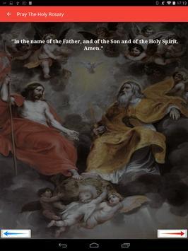 Holy Rosary of the Virgin Mary screenshot 12
