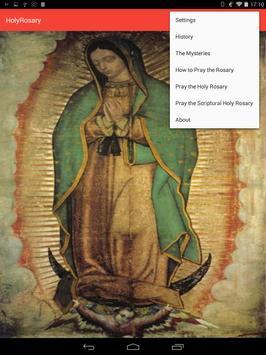Holy Rosary of the Virgin Mary screenshot 9