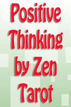 Zen Tarot - Positive Thinking poster